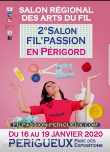 ThéOfil au Salon Fil'Passion 2020