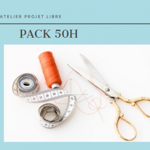 Pack 50 Heures Projet Libre