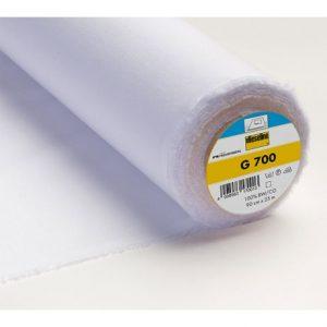 Entoilage blanc G700