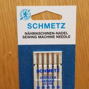 Aiguille Schmetz overlock 80-90