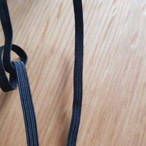Élastique Noir 5mm